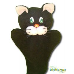 Rhyme Time Puppet - Cat