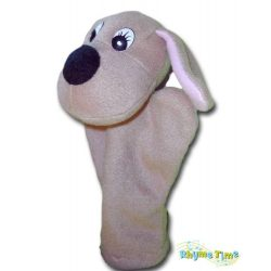 Rhyme Time Puppet - Dog