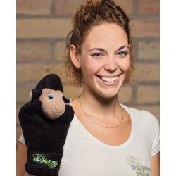 Rhyme Time Baa Black Sheep Puppet