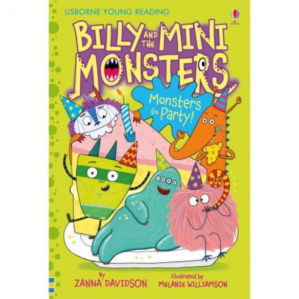 5+1 Billy and the Mini Monsters Set