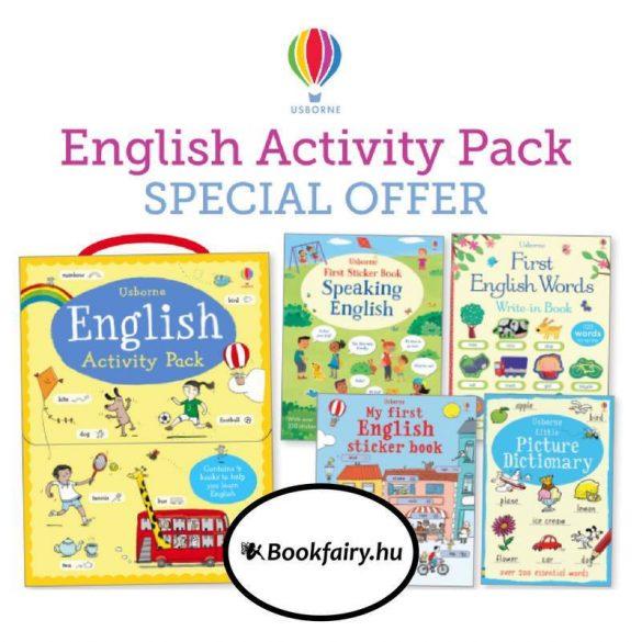 English Activity Pack