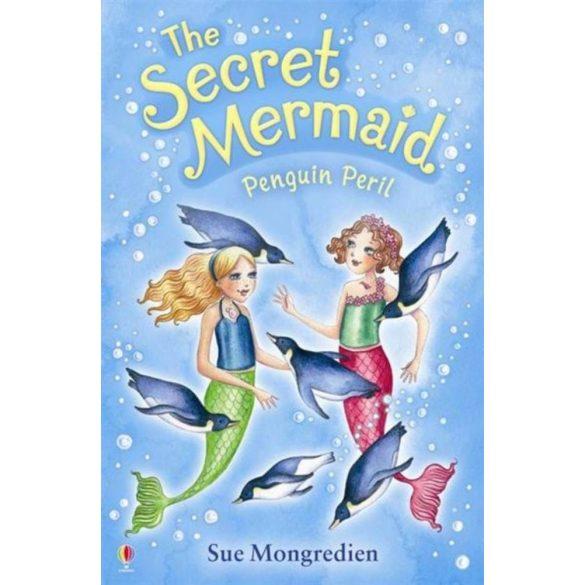 Penguin Peril: The Secret Mermaid