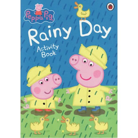Peppa Pig: Rainy Day Activity Book