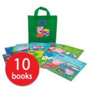 Peppa Pig Collection - 10 Books