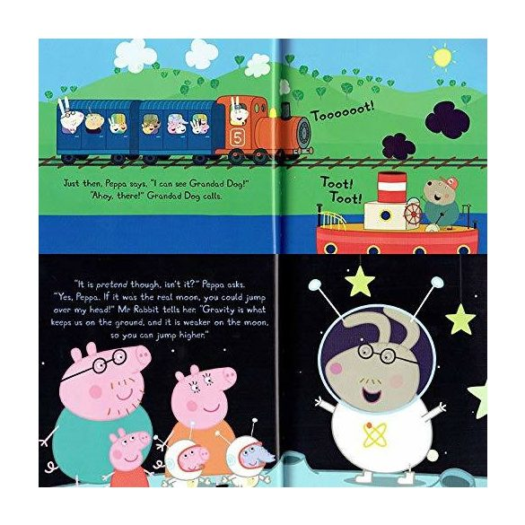Peppa Pig Book and CD Collection - 10 Books & CDs