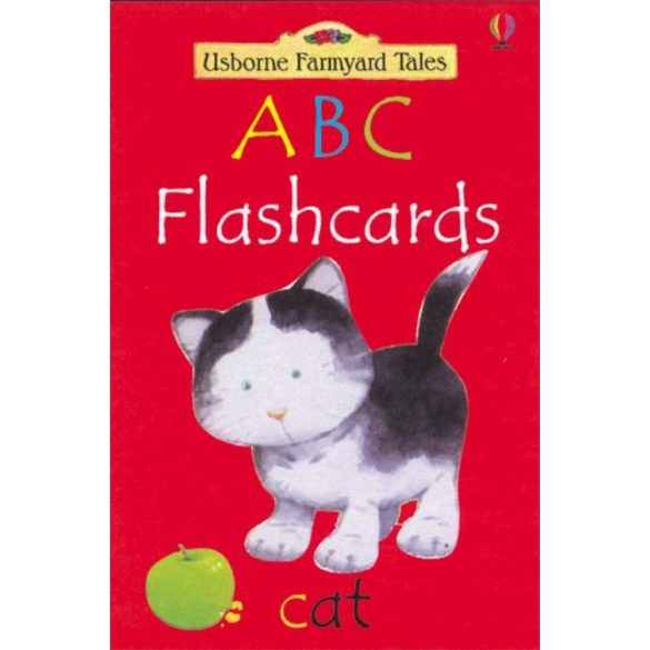 Farmyard Tales ABC flashcards