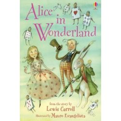 Alice in Wonderland with CD