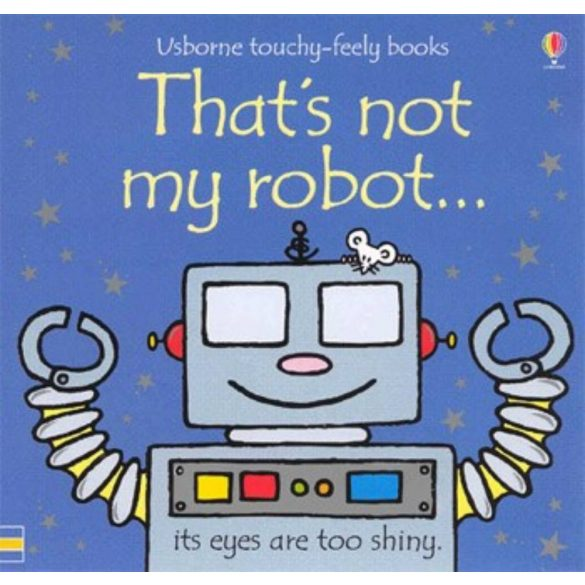 That's not my robot