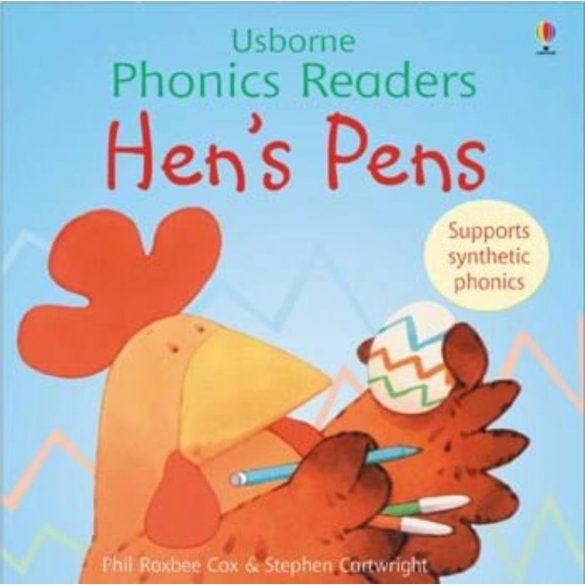Hen's Pens