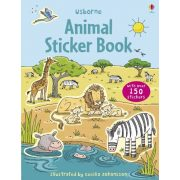 Animal sticker book