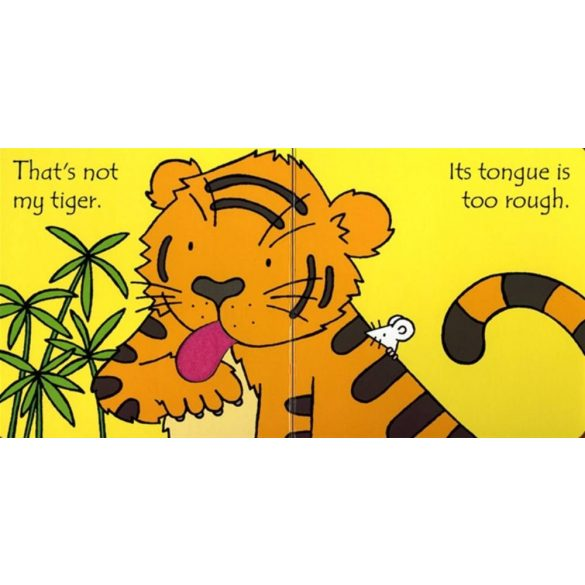 That's not my tiger