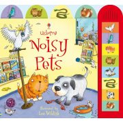 Noisy pets