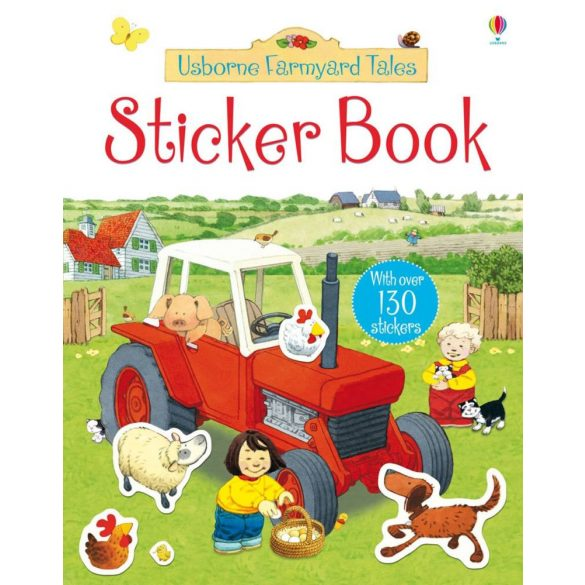 Farmyard Tales sticker book