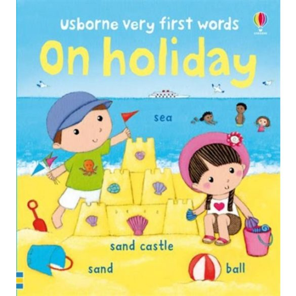 Very First Words – On holiday