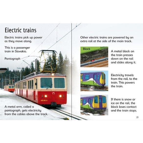 Beginners - Trains