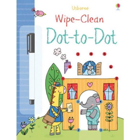 Wipe-Clean Dot-to-Dot