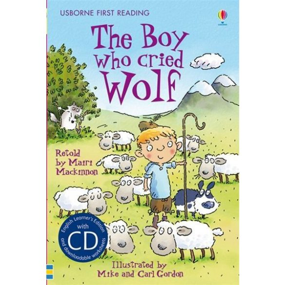 The Boy who cried Wolf with CD