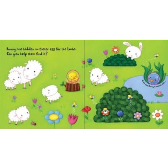 Easter Bunny Flapbook