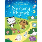 First Sticker Book Nursery Rhymes