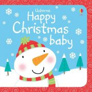 Happy Christmas - Baby board book