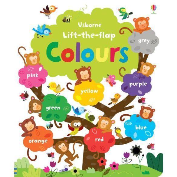 Lift-the-Flap Colours