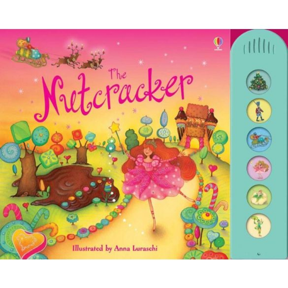 The Nutcracker With Musical Sounds
