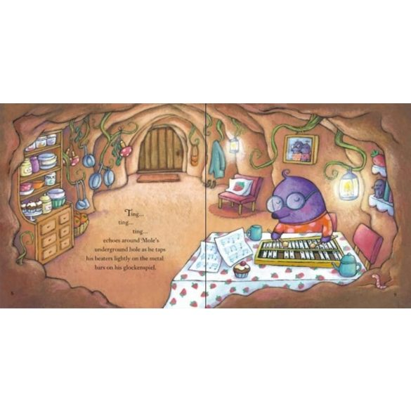 Little Children's Music Book With Musical Sounds