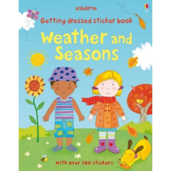 Weather and Seasons Sticker Book