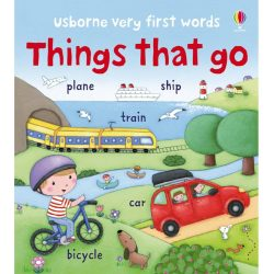 Very first words - Things That Go
