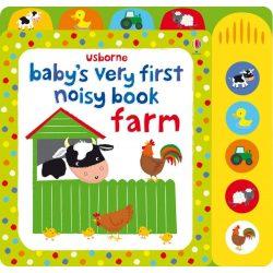 Baby's Very First Noisy Book: Farm