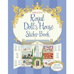 Royal doll's house sticker book