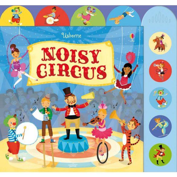 Noisy books – Circus