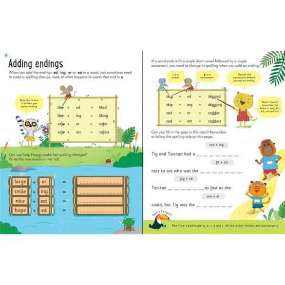 Wipe-Clean Spelling 6-7