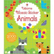 Mosaic Stickers Animals