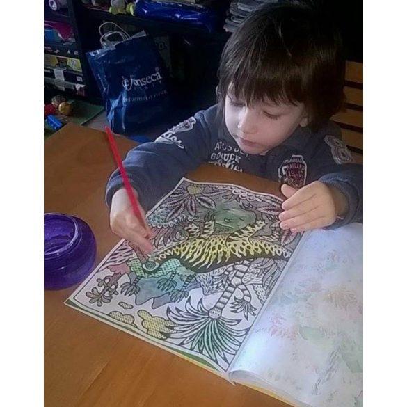 Magic Painting Book