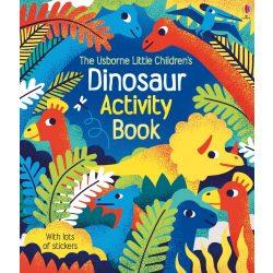 Little Children's Dinosaur Book