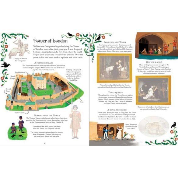 Royal London Sticker Book
