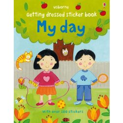 My Day - Sticker Book