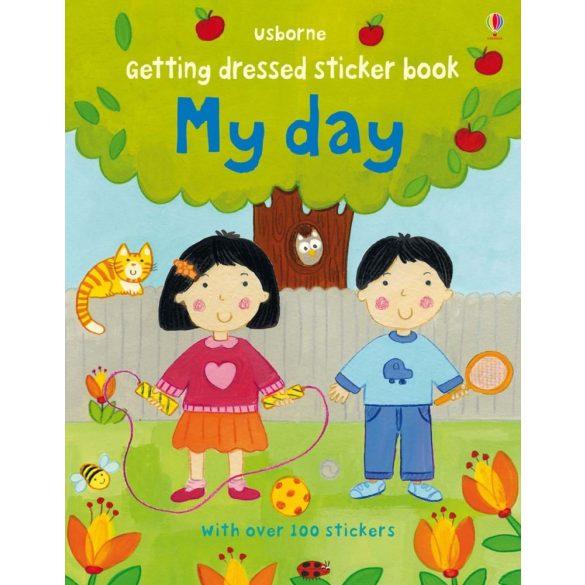 My Day - Sticker Book
