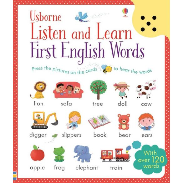 Listen and learn first English words