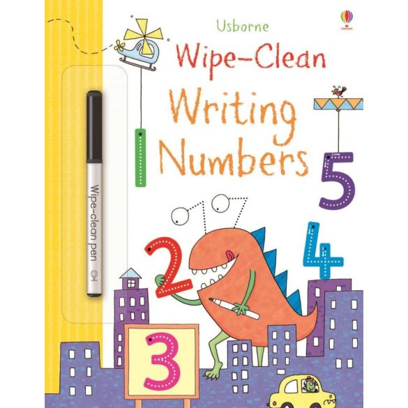 Wipe-Clean Writing Numbers