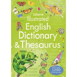 Illustrated English dictionary and thesaurus