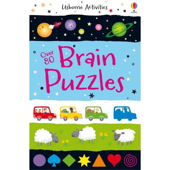 Over 80 brain puzzles