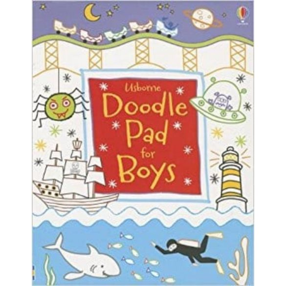 Doodle Pad for Boys