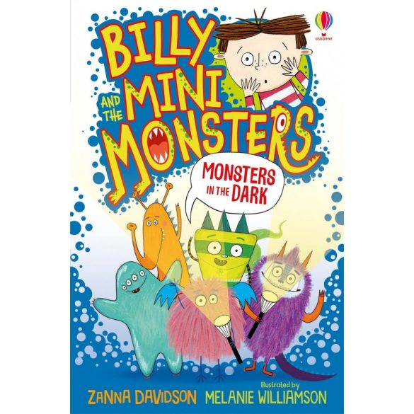 Billy and the Mini Monsters – Monsters in the Dark