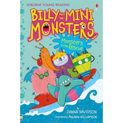 Billy and the Mini Monsters – Monsters to the Rescue