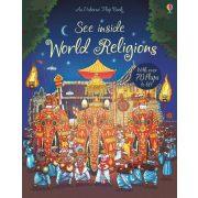 See inside world religion
