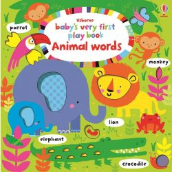 Baby's very first play book animal words