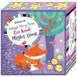 Baby's very first cot book: Night time