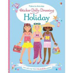 Sticker Dolly Dressing Holiday